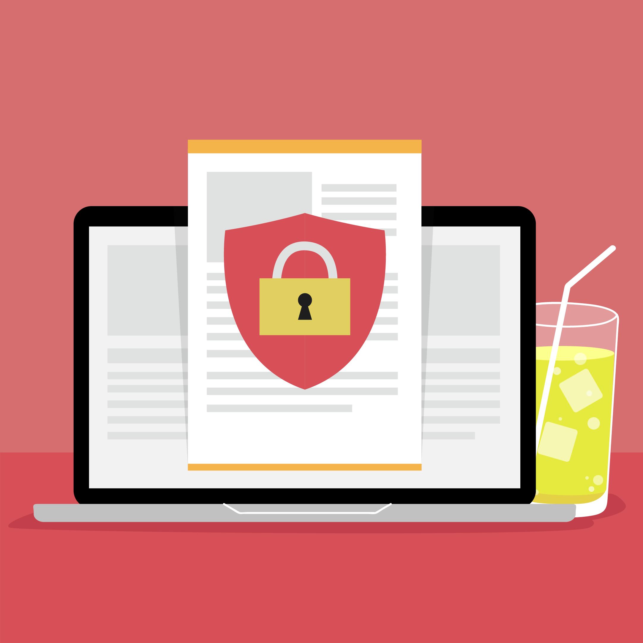 Umfassender Datenschutz, konform mit den DSVGO-Richtlinien